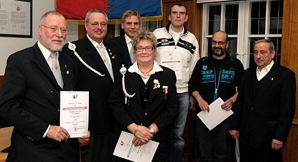 Harmonische Jahreshauptversammlung der Kyffhäuser-Kameradschaft Ratekau